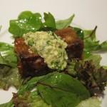 Maison Michel - リードヴォーをサッパリ風で食べたのは初めてかも。