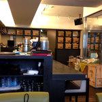 coffee&tea BBB - 店内の雰囲気
