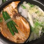 美山 - お野菜いっぱい✨食べ放題(´♡ω♡`)/