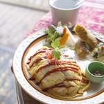 摩波楽茶屋 - 料理写真: