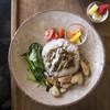 カフェ ファンチャーナ - 料理写真:ドライカレーライスのランチ