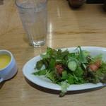 53013075 - 冷製スープ、サラダ