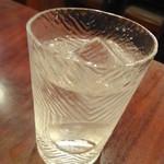 Kadumakohiten - お水グラス素敵っ☆