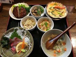 わいわい - 郷土料理セット<全7皿>