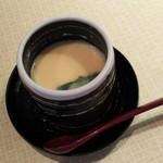53014148 - 2016.06.28撮影                       茶碗蒸し(鰻入り)