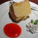 ポルタ - 天使のシフォンケーキ