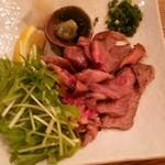 芥子の坊 - 肉