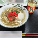 笑輪咲 - 料理写真:沖縄そば(小)350円