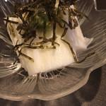うちなーだいにんぐ じなんぼう - 山芋の千切り