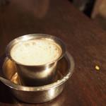 ダバ インディア - 2016.6 マドラスコーヒー