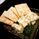 53019662 - 麦味噌クリームチーズ  480円