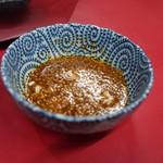 焼肉 たつみ - 焼肉のタレ