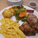 Kenny Rogers Roasters SM Light Mall -