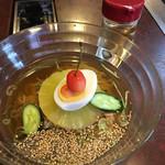 焼肉よこた - 料理写真:冷麺@870円