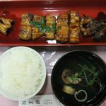 53024922 - うなぎ定食  特上(2,200円)