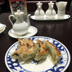 唐菜 - ビールセットの餃子