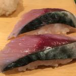 寿司源 藤沢大庭店 - 見た目でサバが良い