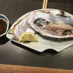 寿司源 藤沢大庭店 - もう時期だね、大好き岩牡蠣
