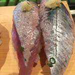 寿司源 藤沢大庭店 - イワシ