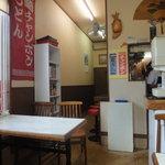 青鳳 - テーブル席1