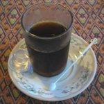 サワディー - ドリンクのアイスコーヒー(ホットも可)