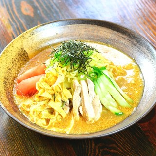 冷やし広島呉ますやみそ麺