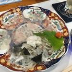 寿司 割烹 浪花 - フグ刺し