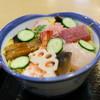 いづ松 - 料理写真:ちらし