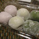 鴻野菓子店 - 大福6個入り ¥540