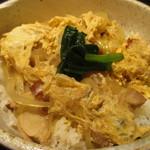 日本料理 竹むら - 親子丼UP