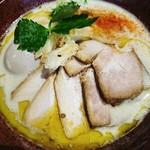 龍旗信RIZE - 鶏炊いたんDX980円何かすっきりしない印象付け
