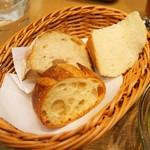 53034684 - ランチの成城石井自家製パン