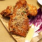 53034690 - キヌアと5種スパイスの徳島県産すだち鶏スパイシーフリット