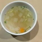 53035513 - スープ2200円コース