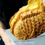 Kenzou - クリームたい焼き