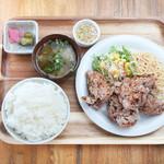 さくら食堂 - 料理写真:ワンコインランチメニュー
