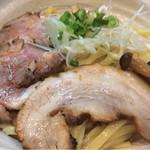 真道 - 真道つけ麺780円