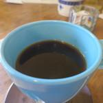 セレンディピティ カフェ - ブレンドコーヒーアップ