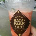 ボールパーク コーヒー - Aら波選手プロデュース 「SYALI SYALI SHO」 500円