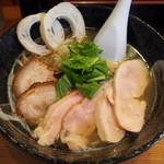 らーめん専門 和海 - 塩ミックス(鶏ムネ、鶏もも、豚バラ各2枚)