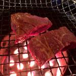 焼肉つるや橿原 - ヘレ 1500円  柔らかさと肉肉しさを兼ね備えたキング‼︎