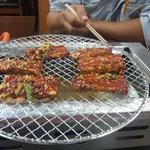 長浜 玄風館 - 焼き焼き