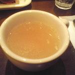 カレー工房キュイエール - スープ