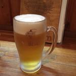 Farm - 生ビールはエビス500円