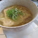 53043942 - 地鶏スープのラーメン