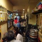 大阪ミナミのたこいち - めっちゃ混雑していました