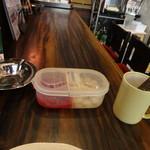 カフェ&バー イセ1970 - 福神漬け&らっきょ