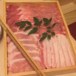 浜焼き鯖と挽きぐるみ蕎麦 きばり -