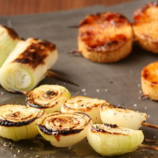 選りすぐった旬のお野菜☆是非ご賞味ください!
