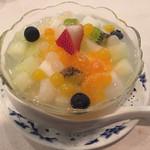 重慶飯店 - 杏仁豆腐